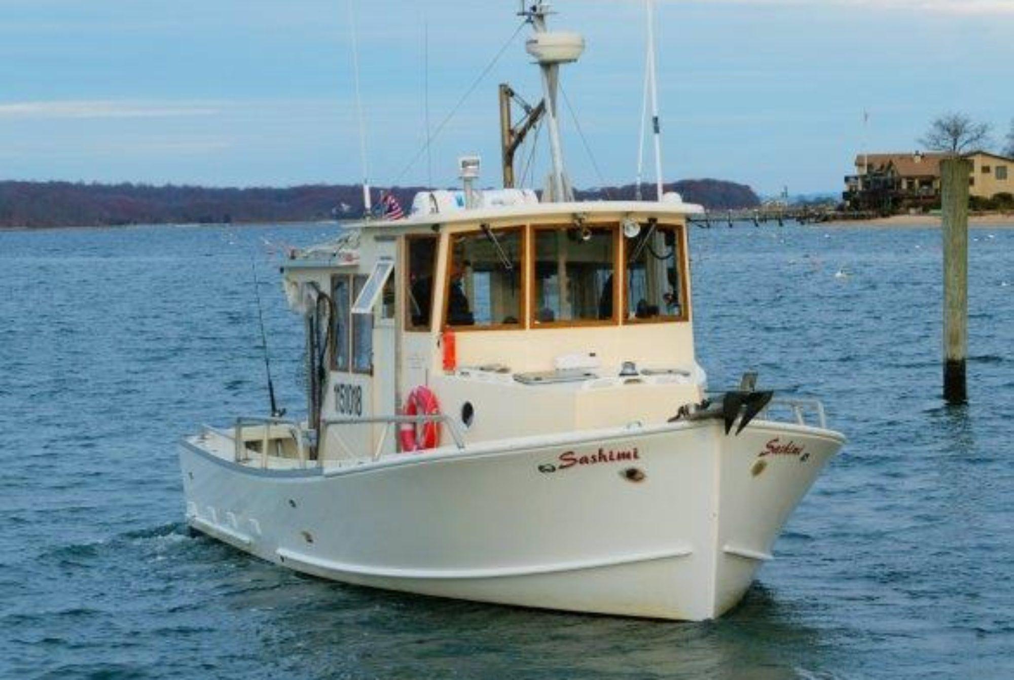 Sashimi - Fishing Boat